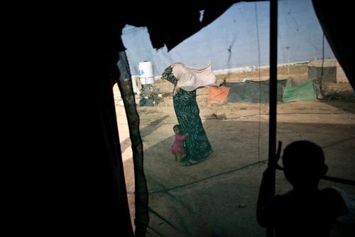 "MSF Press Release: Syrian Refugees Stranded in the ""Berm"" Jordan/Syria Border"