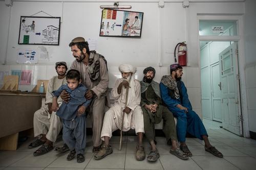 Boost Hospital, Lashkar Gah, Helmand, Afghanistan