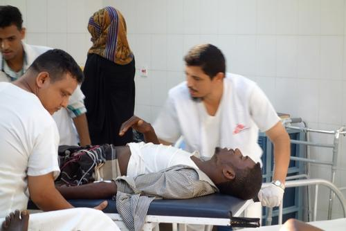 Yemen: Emergency surgical Unit in Aden