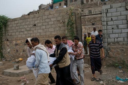 MSF in Al Dhale and Taiz, Yemen. July 2015