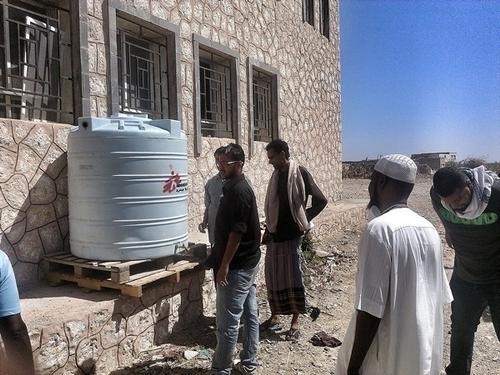 Cyclones Hit The Southeast Coast of Yemen