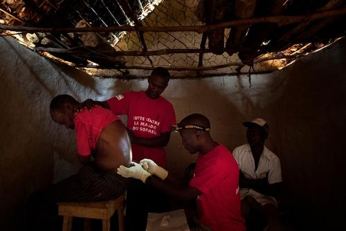 Human African Trypanosomiasis in DRC