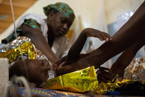 Responding to malnutrition and malaria peak in southern Niger