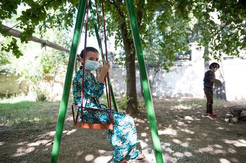 Treating MDR-TB in Tajikistan, Dushanbe, Sept 2013