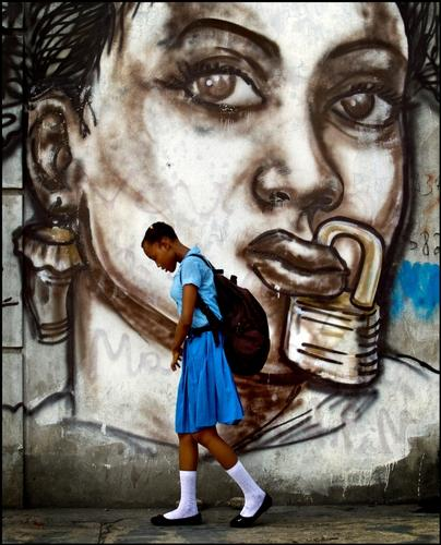 """Because Tomorrow Needs Her"" communications project - Unsafe abortion in Haiti"
