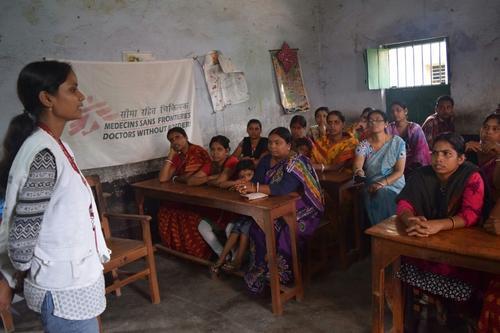 India, Asansol project. Antibiotic resistance