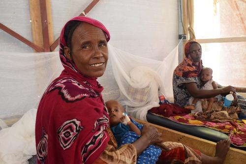 Malnutrition in Chad
