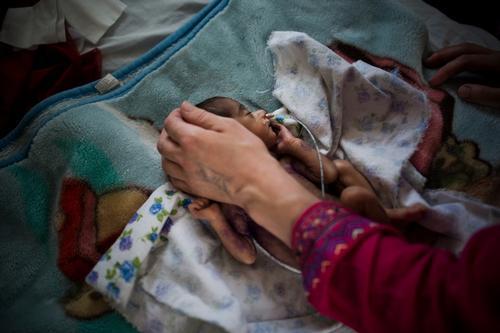 Maternity Hospital in Khost, Afghanistan