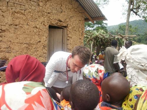 Pinga, North Kivu, April 2013