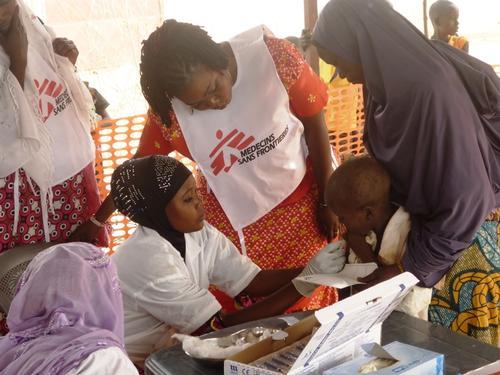 Niger: MSF meningitis response
