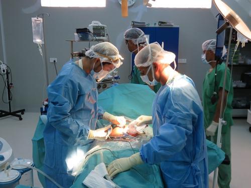 MSF hospital in Aden