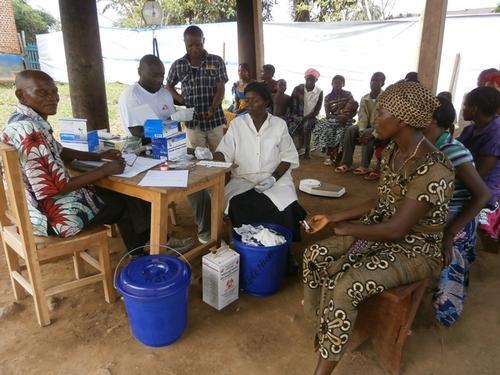 Malaria in Lulingu (DRC)