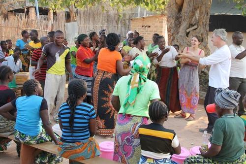 Health promotion in the VVF (Fistula) camp of Shamwana