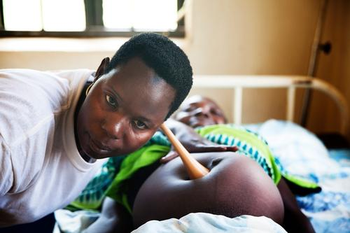 Giving birth in South Sudan