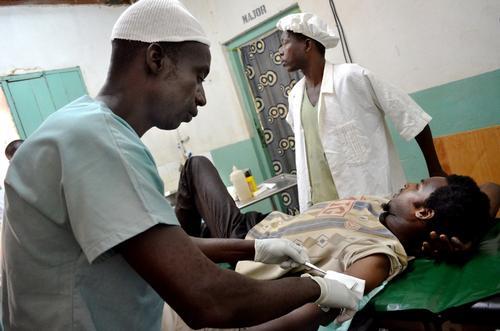Kabo, Health Centre, CAR