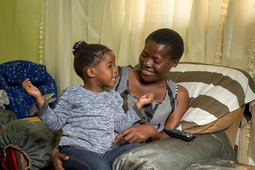 Nonyanyiso Baloi - MSF Treatment For TB in South Africa.