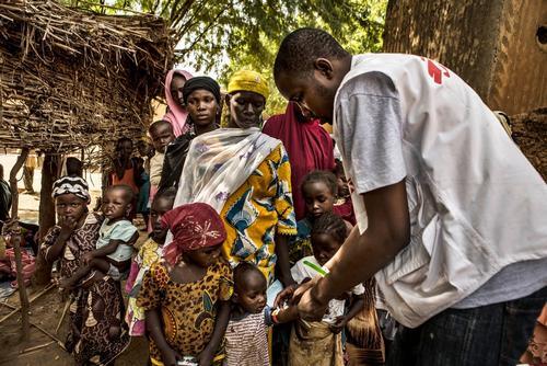 Seasonal malaria chemoprevention in Madaoua