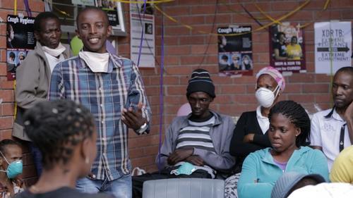 Siyabulela Qwaka, XDR TB Survivor