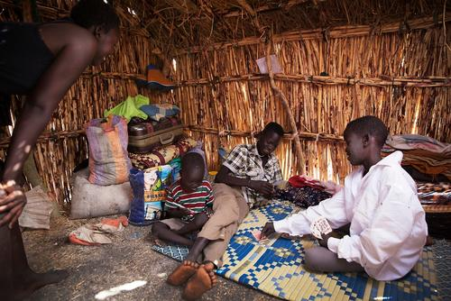 IDP Camps, Melut County, South Sudan