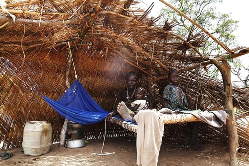 IDP camps in South Sudan July 2013