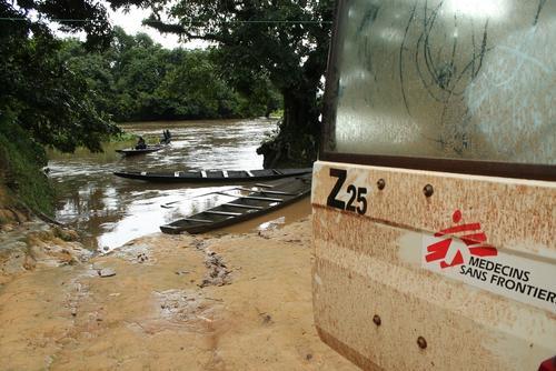 Guinea/Liberia - Ebola outbreak: Cross-borders supply