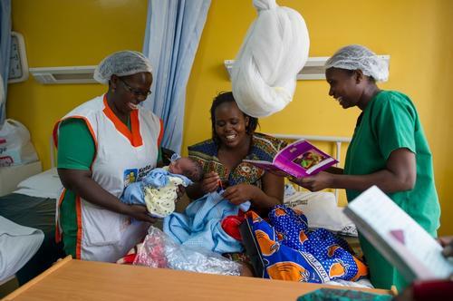 Kibera South Health Centre