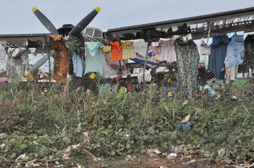 Mpoko Airport, CAR - December 2013