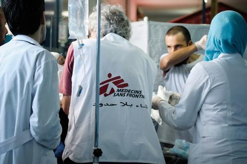 MSF HOSPITAL, IDLIB Region, SYRIA