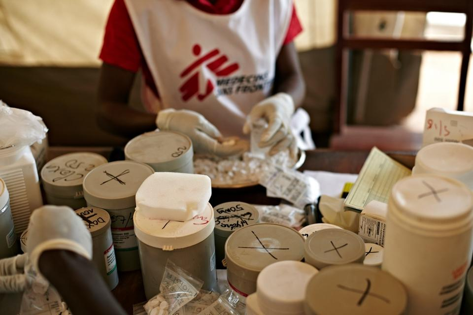 MSF strives to assure affordable drugs
