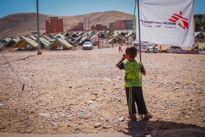 Gallery: Fleeing violence in Iraq