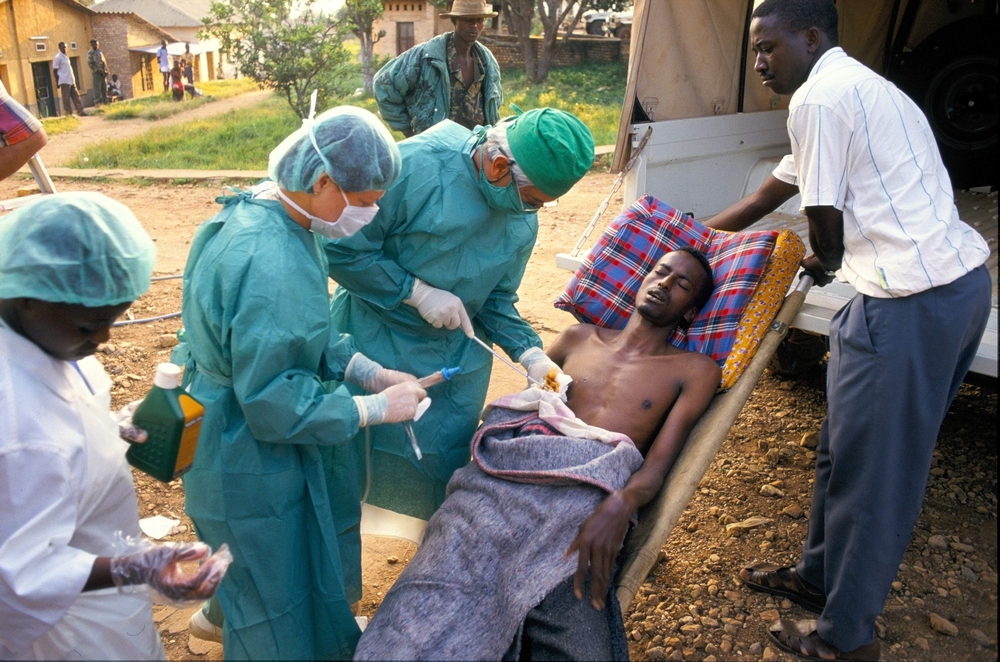 Doctors Without Borders In Africa