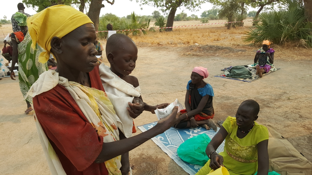 Primary healthcare in South Sudan