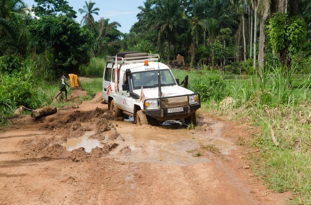 Innovation blog: IV fluids for Land Cruisers - the problem