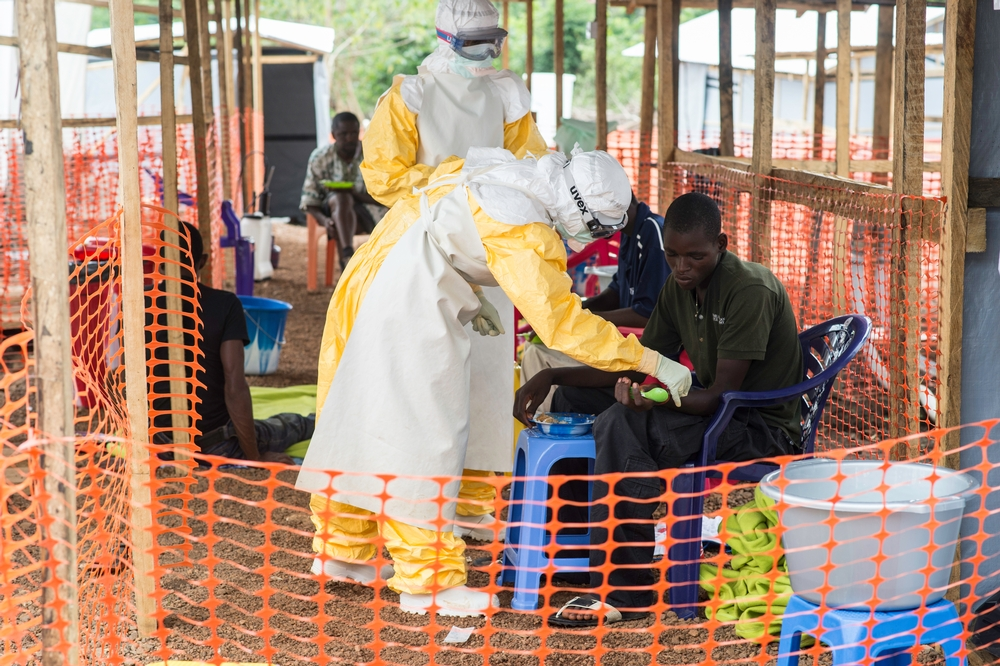 Ebola MSF Increases Its Efforts As Outbreak Continues To Spread In West Africa