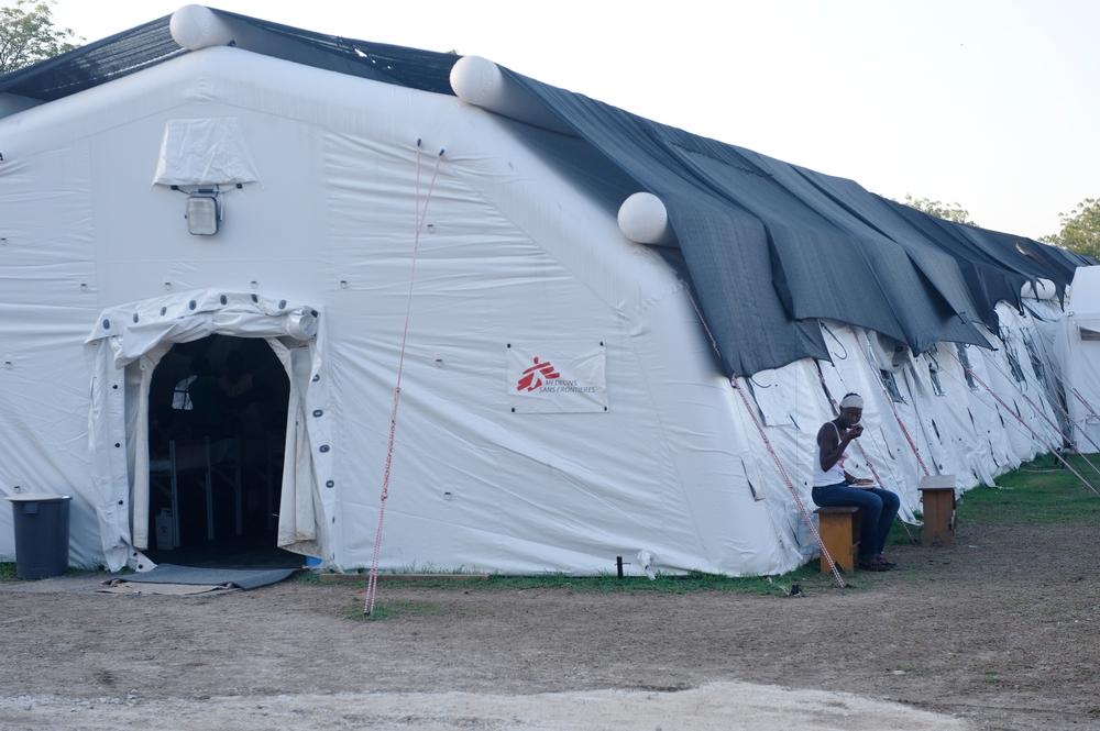 Andreas Dekkers/MSF & Natural Disasters | MSF USA