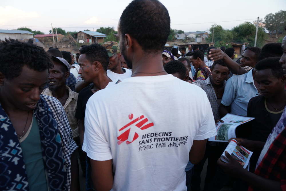 Donor FAQ | Doctors Without Borders / Médecins Sans Frontières (MSF