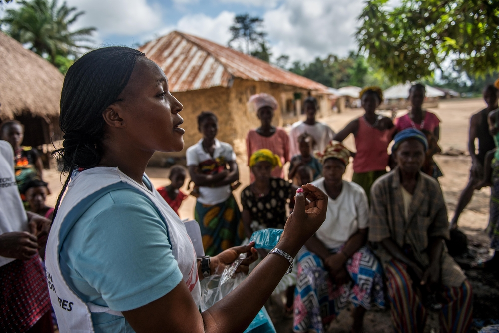 an introduction to the issue of the ebola virus in the world With so many parental deaths as a result of the virus,  as a result of the ebola outbreak, the world bank reported a  world education news & reviews (wenr).