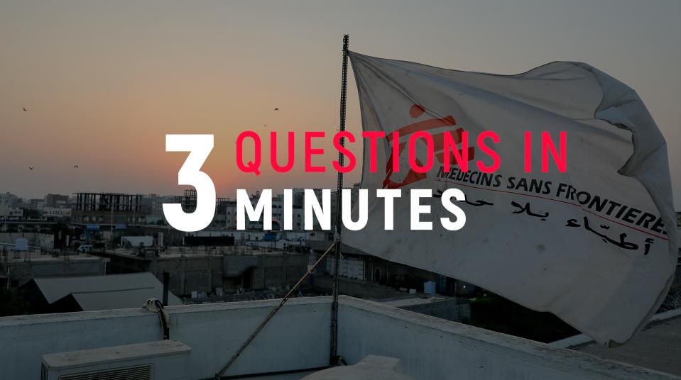 YEMEN - 3 Questions to Mercedes TATAY - ENGLISH