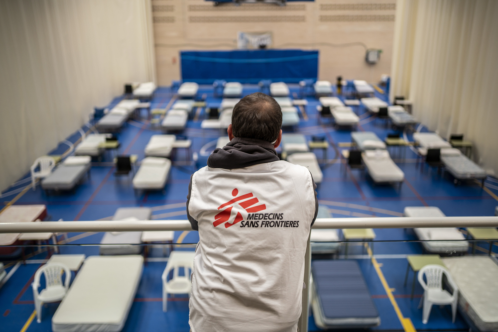 MSF is responding to COVID-19 in over 40 countries, including Spain