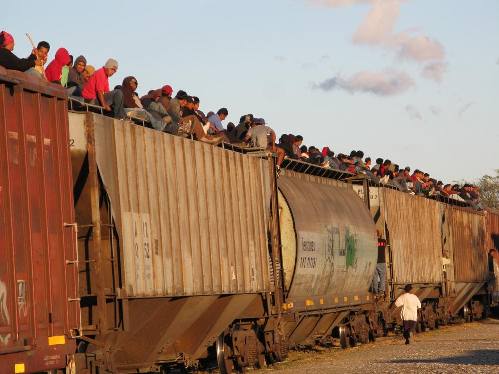 Transmigrants in Mexico