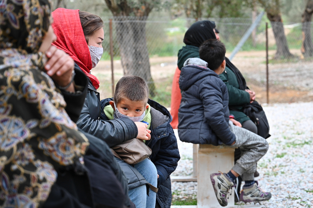 MSF is supporting asylum seekers on the Greek islands during the COVID-19 pandemic
