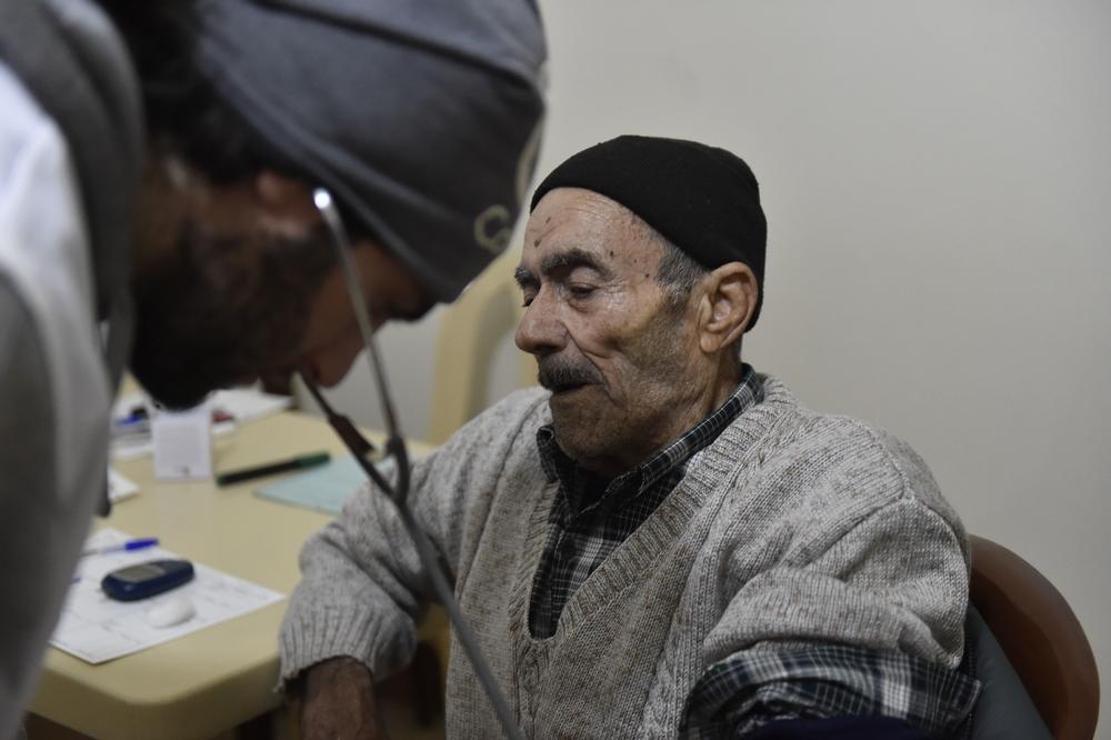 Chronic diseases programme-Bekaa Valley