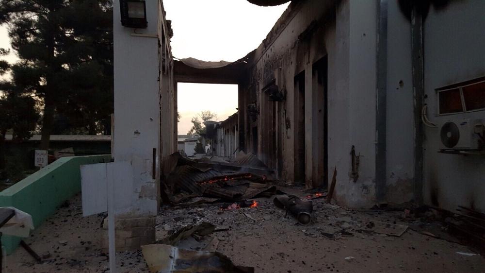 Bombardování způsobilo těžké škody na rozsahu poskytované zdravotní péče v celém Kundúzu.