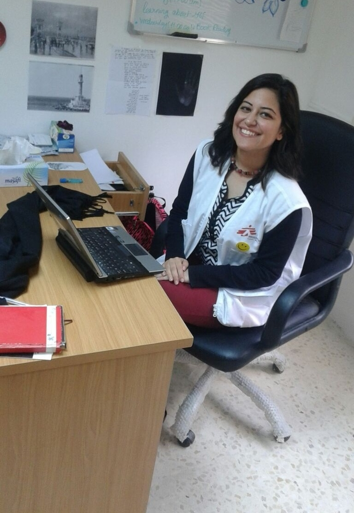 MSF's Irbid NCDs project provides medical care to Syrian and Jordanian patients for second year