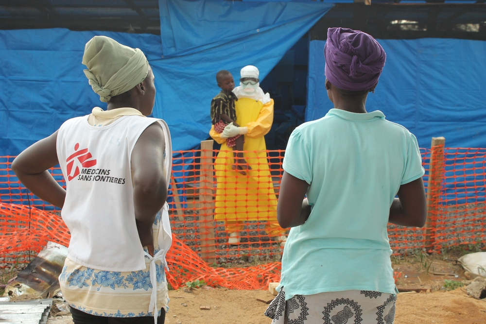 Liberia Ebola Outbreak Contained In Lofa County MSF Hands Over Activities