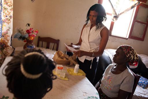 My Life With HIV: Carmen