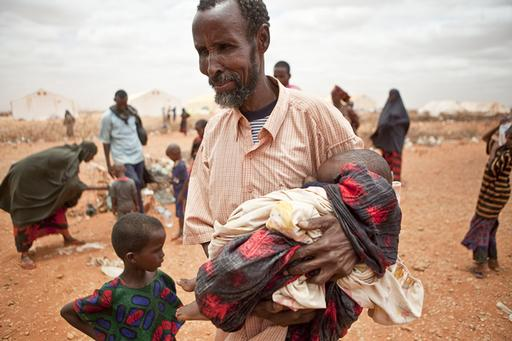 Somali refugee camps in Liben region near Dolo Ado, Ethiopia September 2011.