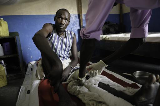 Pibor, South Soudan