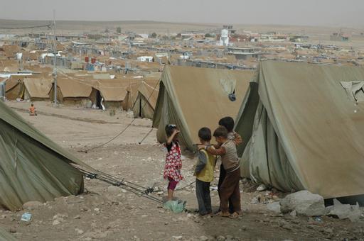 2012.10.09.Iraq-Domeez Syrian refugee camp