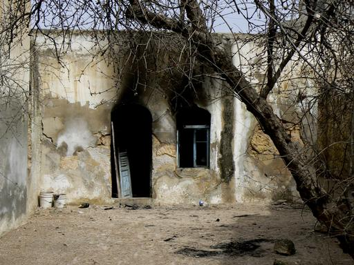 Syria, MSF managed to enter Idlib Governorate, end of march 2012